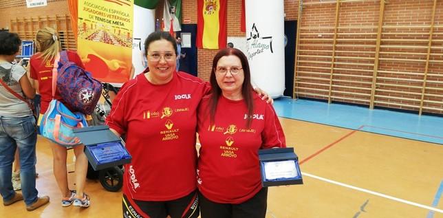 Tres podios para el Vasa Arroyo-Cdo en Irún