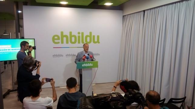 Las bases de EH Bildu dan el visto bueno a la abstención