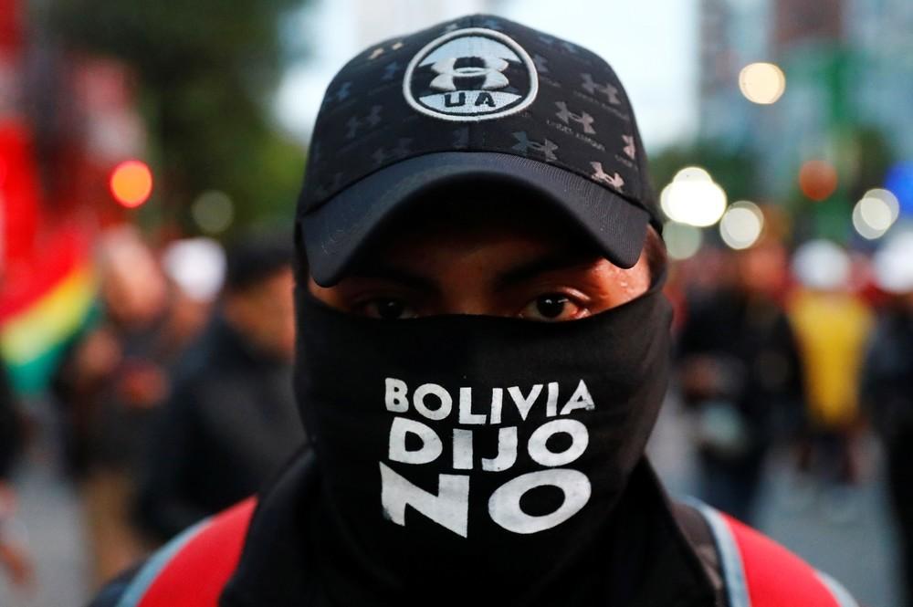 La Defensoría cifra en más de 300 los heridos en Bolivia
