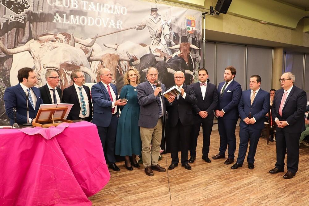 El Club Taurino premia a David de Miranda y Carlos Aranda