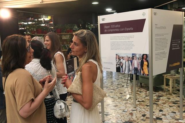 Bayer conmemora su 120 aniversario de la mano de PHotoESPAÑA