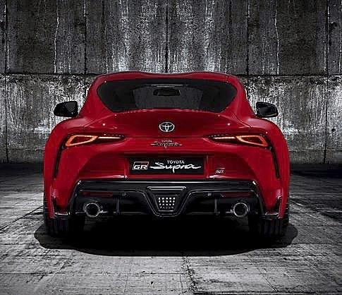 Toyota GR Supra, pura esencia de competición