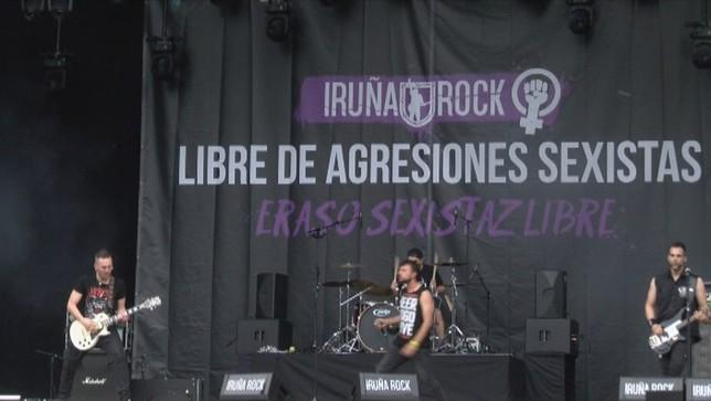 El Iruña Rock cambia de ubicación: será en el Navarra Arena