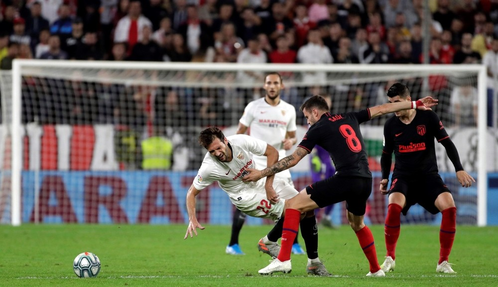 Morata salva al Atlético de Madrid