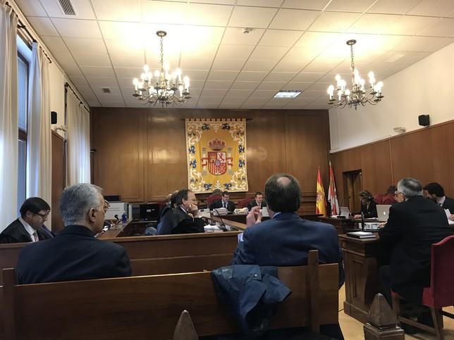 El juicio de Caja Segovia cuenta con 41 testigos