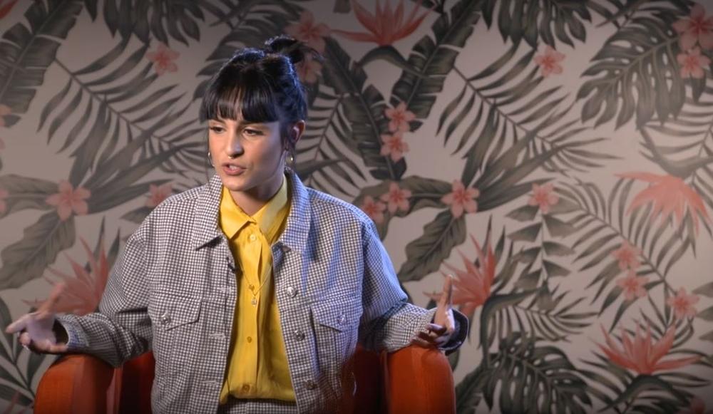 Natalia Lacunza, premio Navarra TV a los Valores Jóvenes