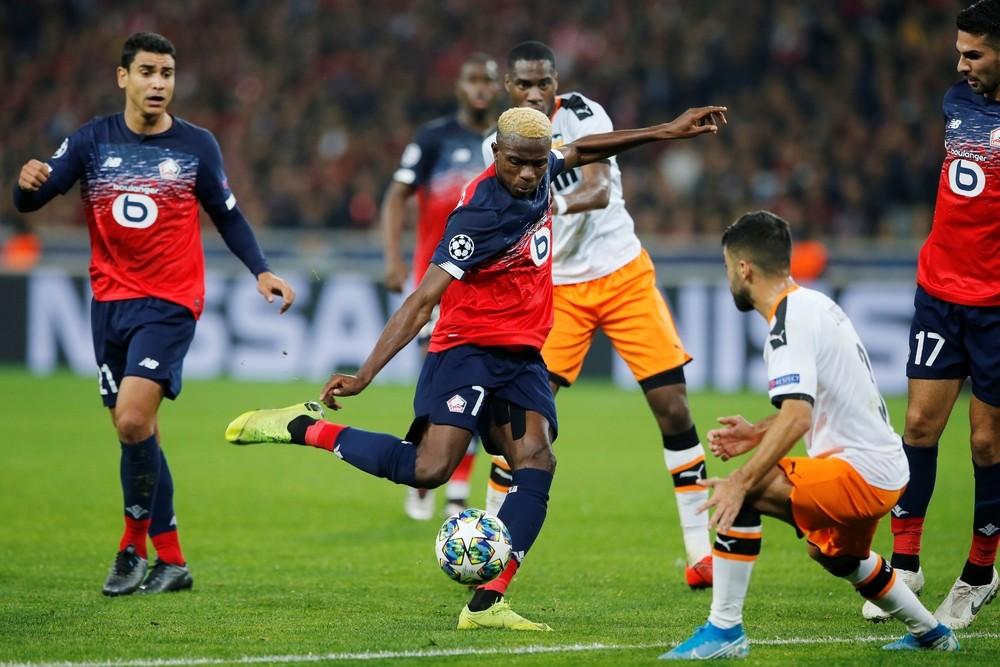 El Valencia cede dos puntos clave ante el Lille