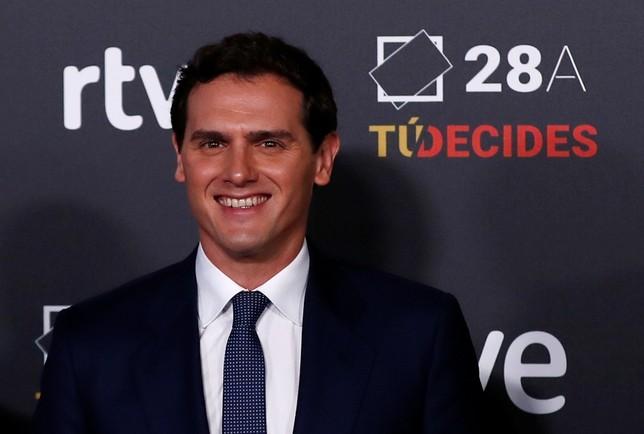 Rivera: «Quiero independizarme de quien escupe a España» SERGIO PEREZ