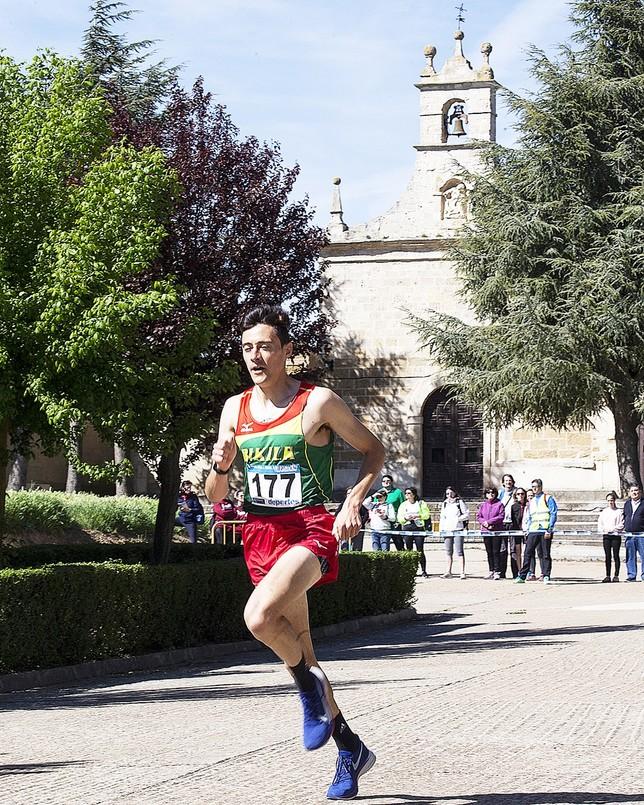 Villasarracino abrió el circuito provincial