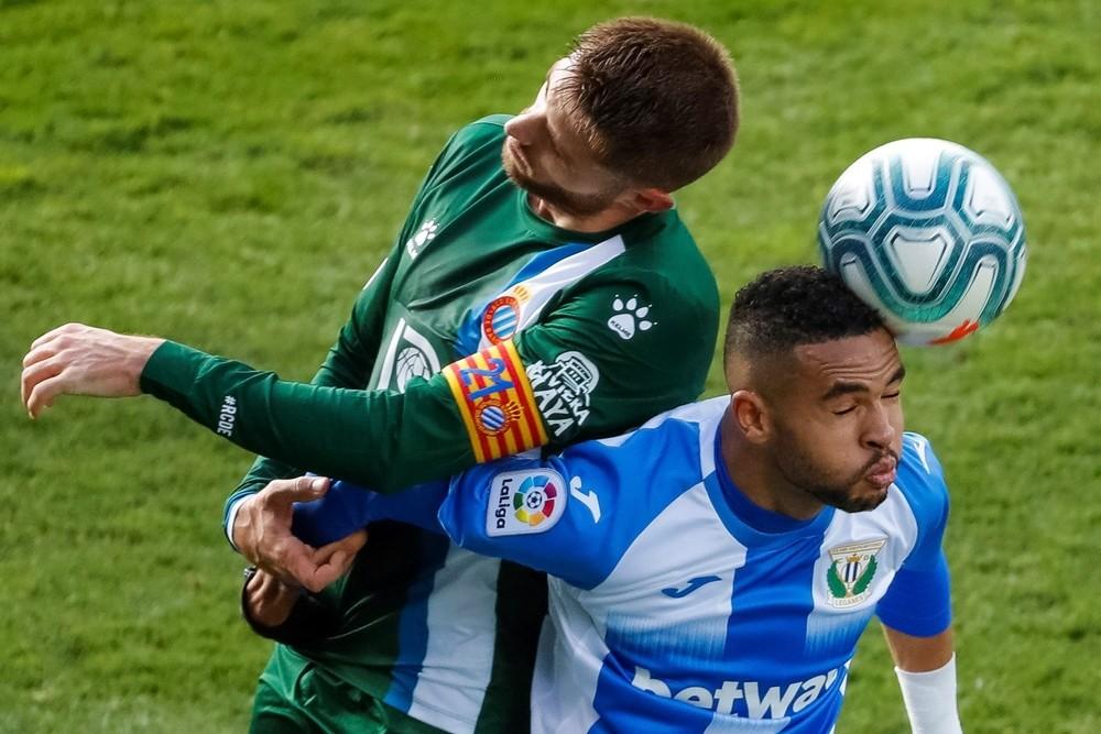 El Leganés se impulsa y el Espanyol se hunde