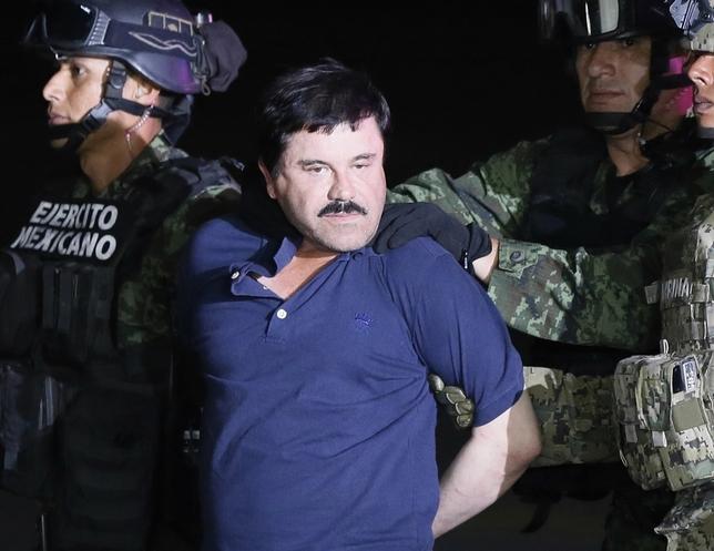 EEUU pide cadena perpetua para 'El Chapo' Guzmán José Méndez