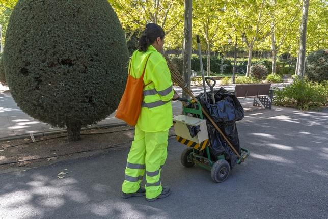 Empleo para la mujer más allá de la edad
