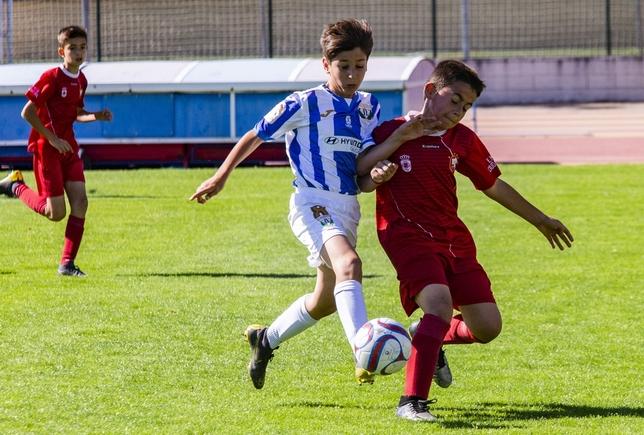 El Leganés se adjudica el Torneo Nacional de Fútbol Base