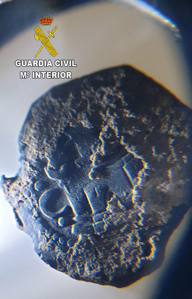 Investigan a 4 personas por expoliar un yacimiento romano