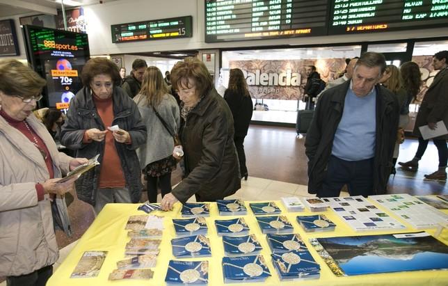 Renfe e Iberia incluyen a Palencia en la oferta tren+avión Oscar Navarro