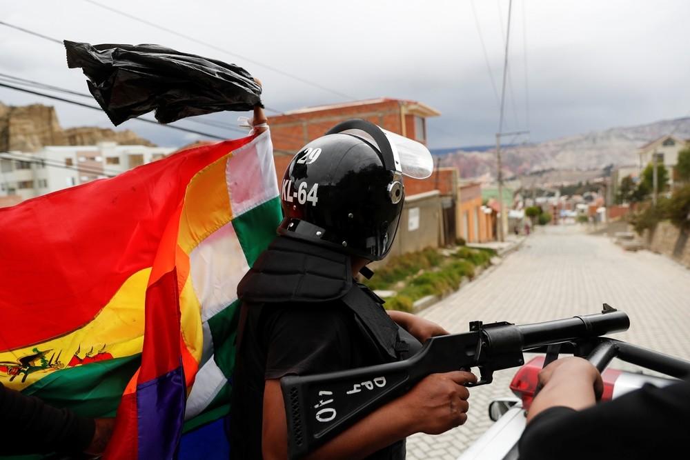¿Bolivia está ante un golpe de Estado o un vacío de poder?