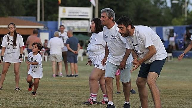 El programa del rugby inclusivo es la «joya de la corona» del Quijote Rugby Club explica su presidente Javier Humanes.