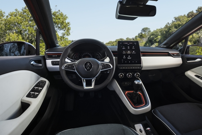 Renault presenta la quinta generación del Nuevo Clío