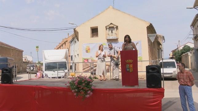 Mendavia celebra la fiesta de las denominaciones
