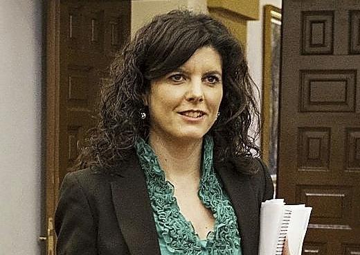 Josefina Navarrete es además alcaldesa de Barrax