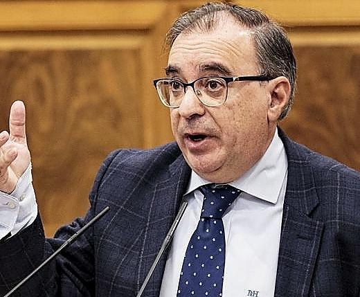 El toledano Fernando Mora fue diputado en las dos últimas legislaturas.
