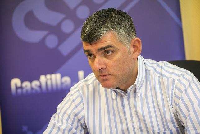 Angél Tomás Godoy fue delegado de la Junta en Cuenca