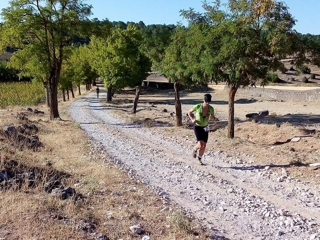 Cerezo y Belmar ganan el Duatlón de Solera de Gabaldón
