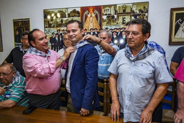 Julio Santiago Sánchez Higuera, pandorgo 2019