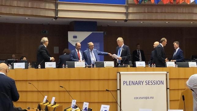 Navarra gana el premio Región Emprendedora Europea 2020
