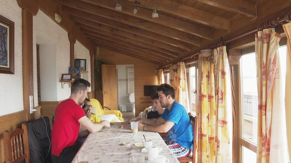 Las casas rurales navarras lo más solicitado del Puente
