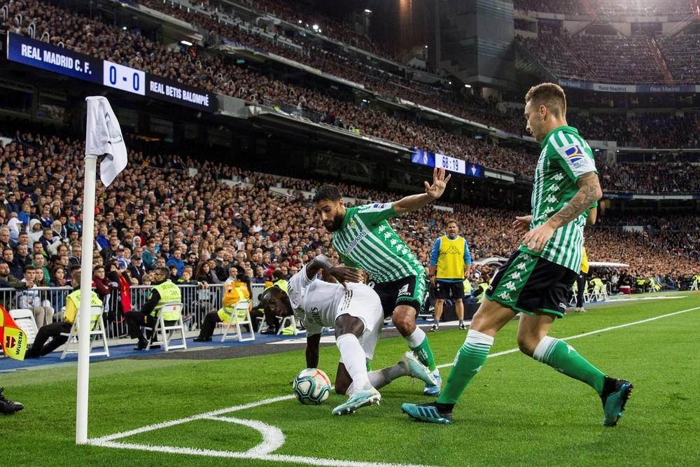Al Real Madrid se le escapa el liderato