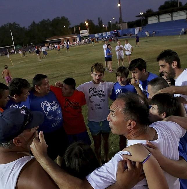 Los Hidalgos, rugby para todos