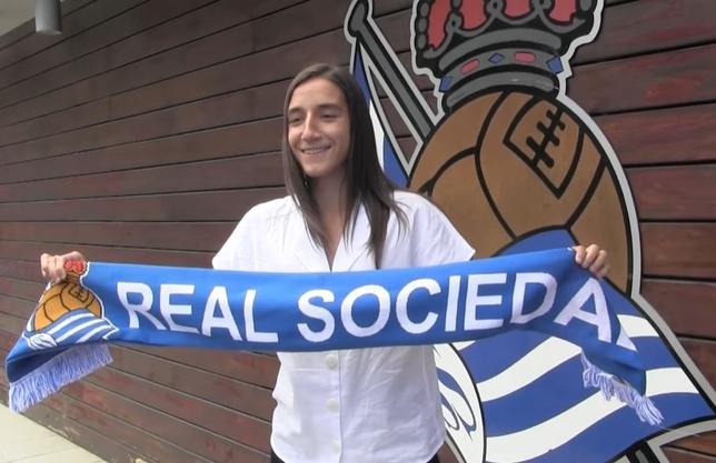 La covaledense Lucía Rodríguez ficha por la Real Sociedad