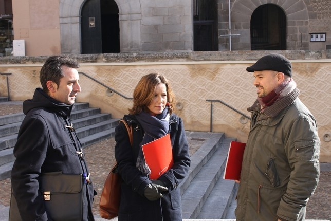 IU luchará para que no se archive el caso de Caja Segovia