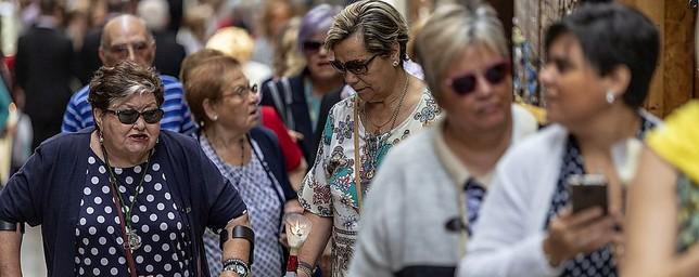 Lealtad a la promesa del voto Yolanda Lancha