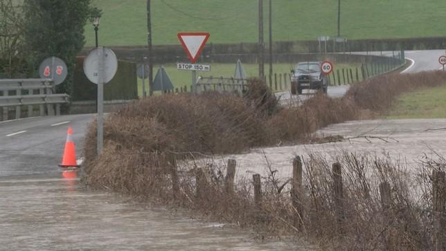 Alerta en varias localidades por posibles desbordamientos
