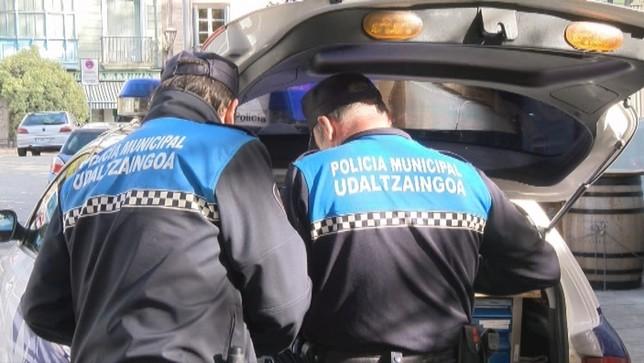 Tres menores de 14 años en coma por la ingesta de alcohol Policía Municipal / archivo