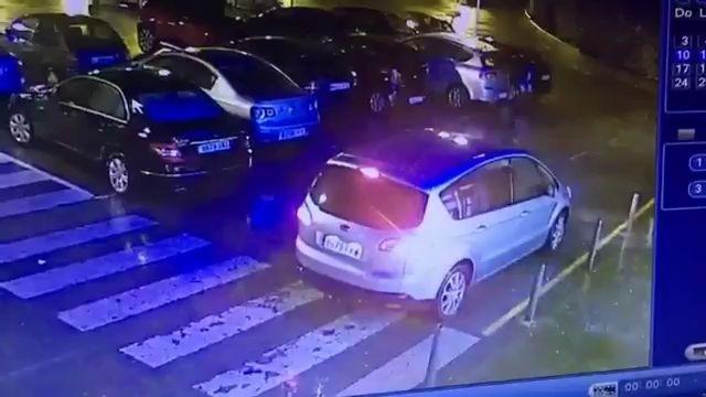Hallan en Medina el coche de la víctima que acabó a rastras