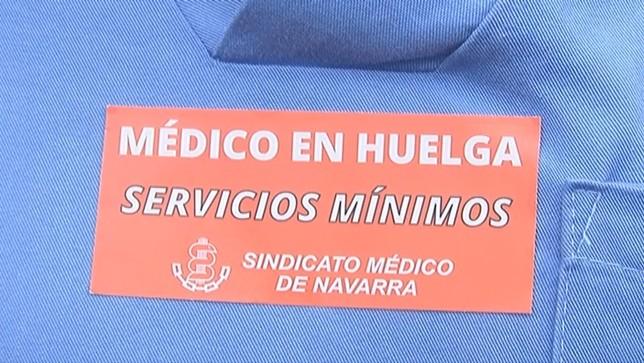 Salud cifra en un 14% el seguimiento de la huelga médica