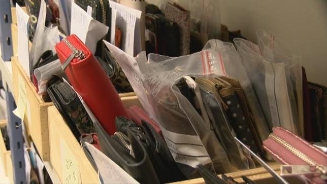Devueltos 442 objetos perdidos de los 1220 recogidos