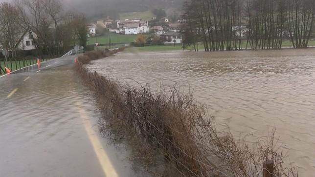 Prealerta en los ríos del norte por posibles desbordamientos