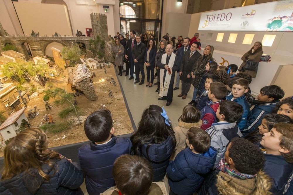 El de San Marcos cuenta con monumentos de Toledo en miniatura.