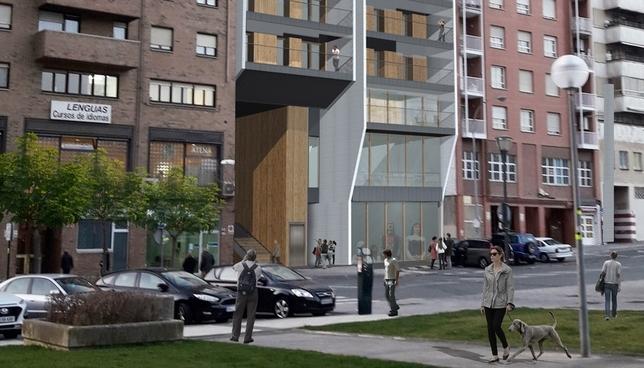 'Zure-tokia', apartamentos de alquiler para personas mayores