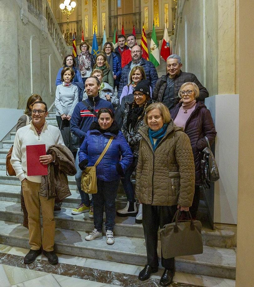 El Palacio Provincia se abre a la ciudadanía