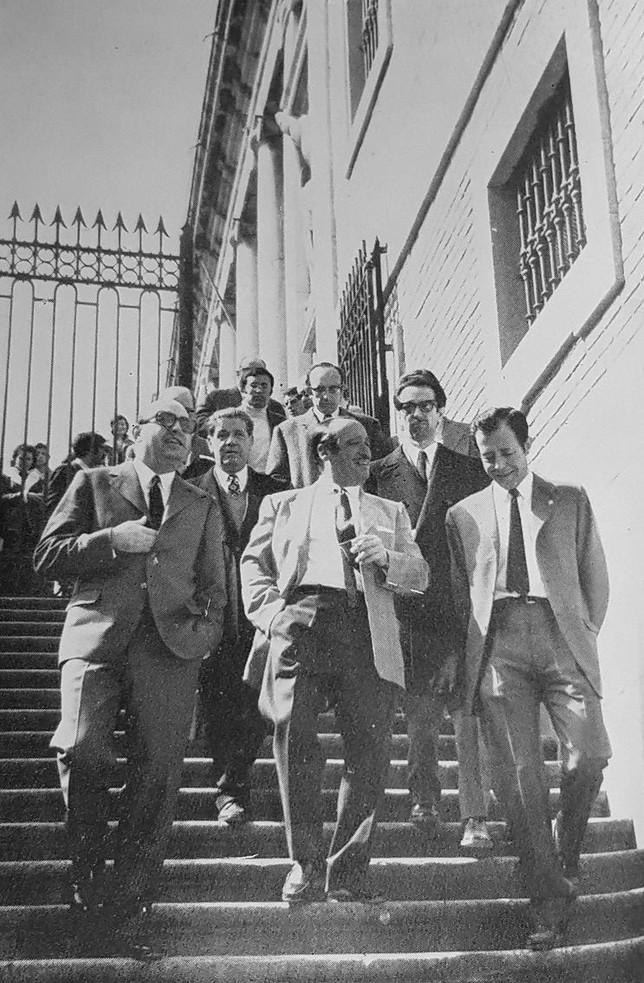 La rueda de Santa Catalina volvió a girar hace 50 años