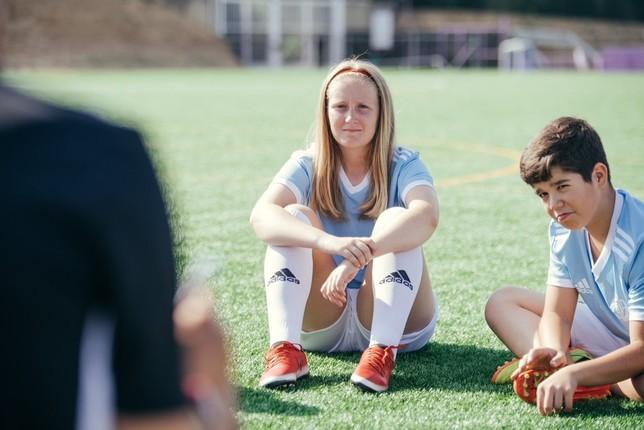 Adidas se deja ver en el Campus del Pucela