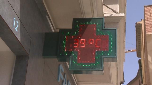 Navarra en alerta por altas temperaturas