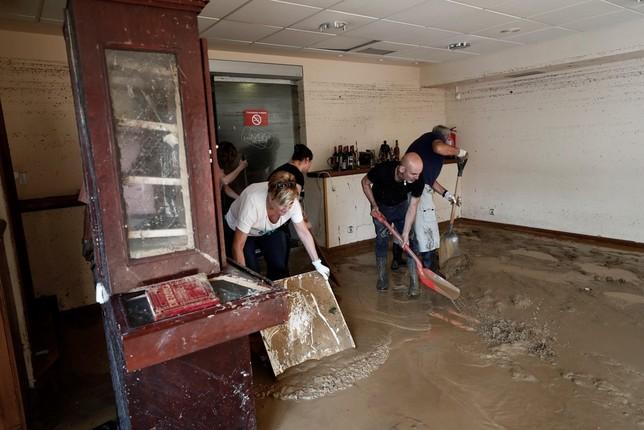 El reconoce 23 municipios afectados por las inundaciones