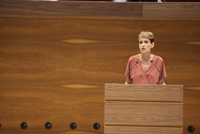 Chivite toma posesión hoy como Presidenta de Navarra