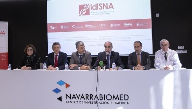 Navarra ya cuenta con un centro de investigación sanitaria